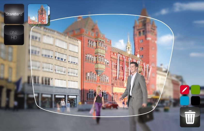 Einstärkenbrille Sichtweise Optik Hamm