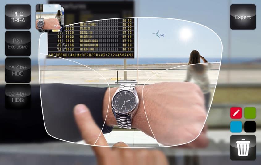 Gleitsichtbrille Sichtweise Optik Hamm